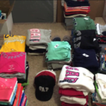 Revender roupas importadas